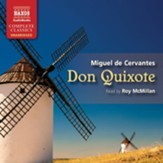 Don Quixote, Unabridged Audiobook on CD