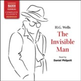 The Invisible Man, Unabridged Audiobook on CD