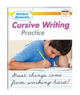 Mindset Moments: Cursive Writing Practice, Grades 2-3