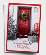 Special Friends Christmas Cards, Box of 18