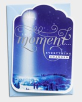 In a Moment Everything Changed Christmas Cards, Box of 18