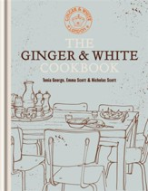 The Ginger & White Cookbook / Digital original - eBook