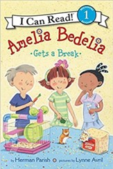 Amelia Bedelia Gets a Break, Softcover
