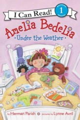 Amelia Bedelia Under the Weather, hardcover
