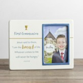 First Communion Frame Photo Frame