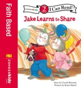 Jake Learns to Share - eBook