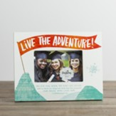 Live the Adventure Photo Frame
