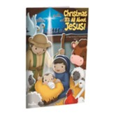 Christmas It's All About Jesus, Activity Book
