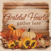 Grateful Hearts Gather Here Trivet