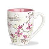 Daughters Fill Our Lives With Love and Laughter Mug