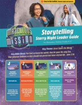 Miraculous Mission: Starry Night Storytelling Guide