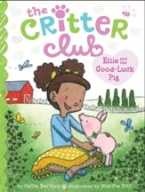 Ellie and the Good-Luck Pig - eBook