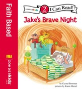 Jake's Brave Night: Biblical Values - eBook