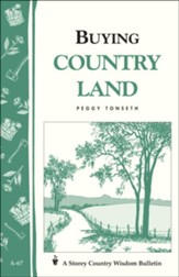 Buying Country Land (A-67)