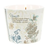 Nurse, Nursing is a Work of Heart Soy Candle