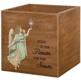 Jesus It the Reason For the Season Keepsake Box
