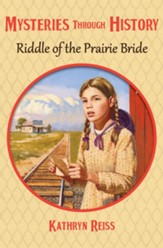 Riddle of the Prairie Bride - eBook