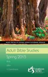 Adult Bible Studies Spring 2015 Student - eBook