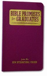 Bible Promises for Graduates: from the New International Version - eBook