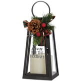 Home for the Holidays Lantern