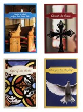 Light of the World Easter Cards, Box of 12
