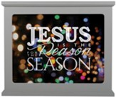 Jesus is the Reason for the Season Light Box