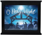 O Holy Night Light Box