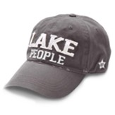 Lake People Cap, Gray