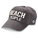 Beach People Cap, Gray