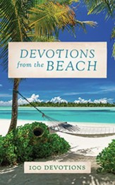 Devotions from the Beach: 100 Devotions, Unabridged Audiobook on CD