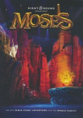Moses: The Musical, DVD