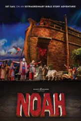 Noah, Sight & Sound Theater Musical, DVD