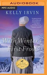With Winter's First Frost, Unabridged Audiobook on MP3 CD