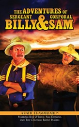 The Adventures of Sergeant Billy & Corporal Sam, Dramatized CD