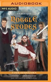 Noggle Stones, Unabridged Audiobook on MP3-CD