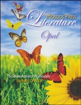 Mosdos Press Grade 3 (Opal)  Literature/Reading Curriculum  Student Workbook