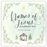 Names of Jesus Ornament Book
