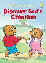 The Berenstain Bears Discover God's Creation - eBook