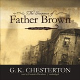 The Innocence of Father Brown, Unabridged Audiobook on CD