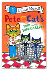 Pete the Cat's Trip to the Supermarket, softcover