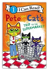 Pete the Cat's Trip to the Supermarket, hardcover