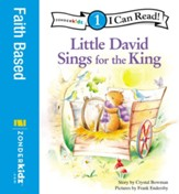 Little David Sings for the King - eBook