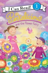 Pinkalicious and the Flower Fairy, hardcover