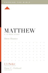 Matthew: A 12-Week Study - eBook
