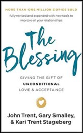 The Blessing: Giving the Gift of Unconditional Love and Acceptance, Unabridged Audiobook on CD
