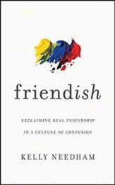Friend-ish: Reclaiming Real Friendship in a Culture of Confusion, Unabridged Audiobook on CD