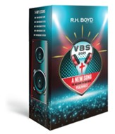 A New Song Introductory Kit - R.H. Boyd VBS 2021