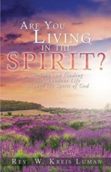 Are You Living in The Spirit?: Seeking and Finding the Abundant Life through the Spirit of God - eBook