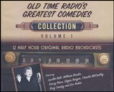Old Time Radio's Greatest Comedies Collection, Volume 1 -12 Half-Hour Original Radio Broadcasts on CD