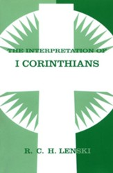 Interpretation of I Corinthians